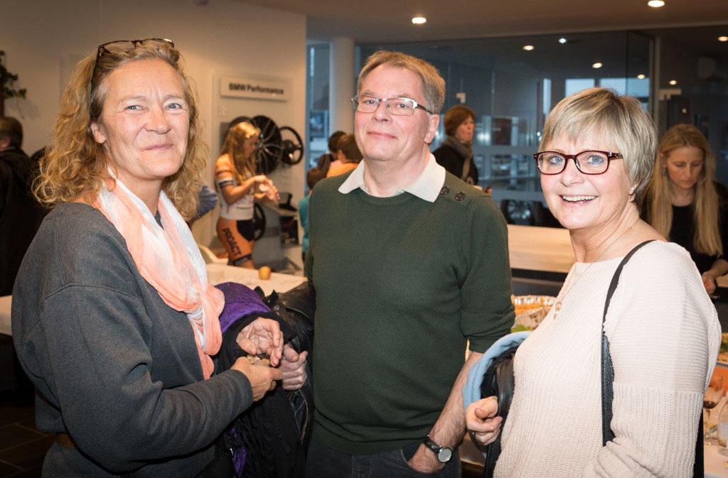 Annette Jæger, Jørgen og Ena Madsen