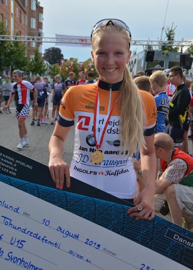 Tour de Charlottenlund 2015 - foto: Dan Reinhardt