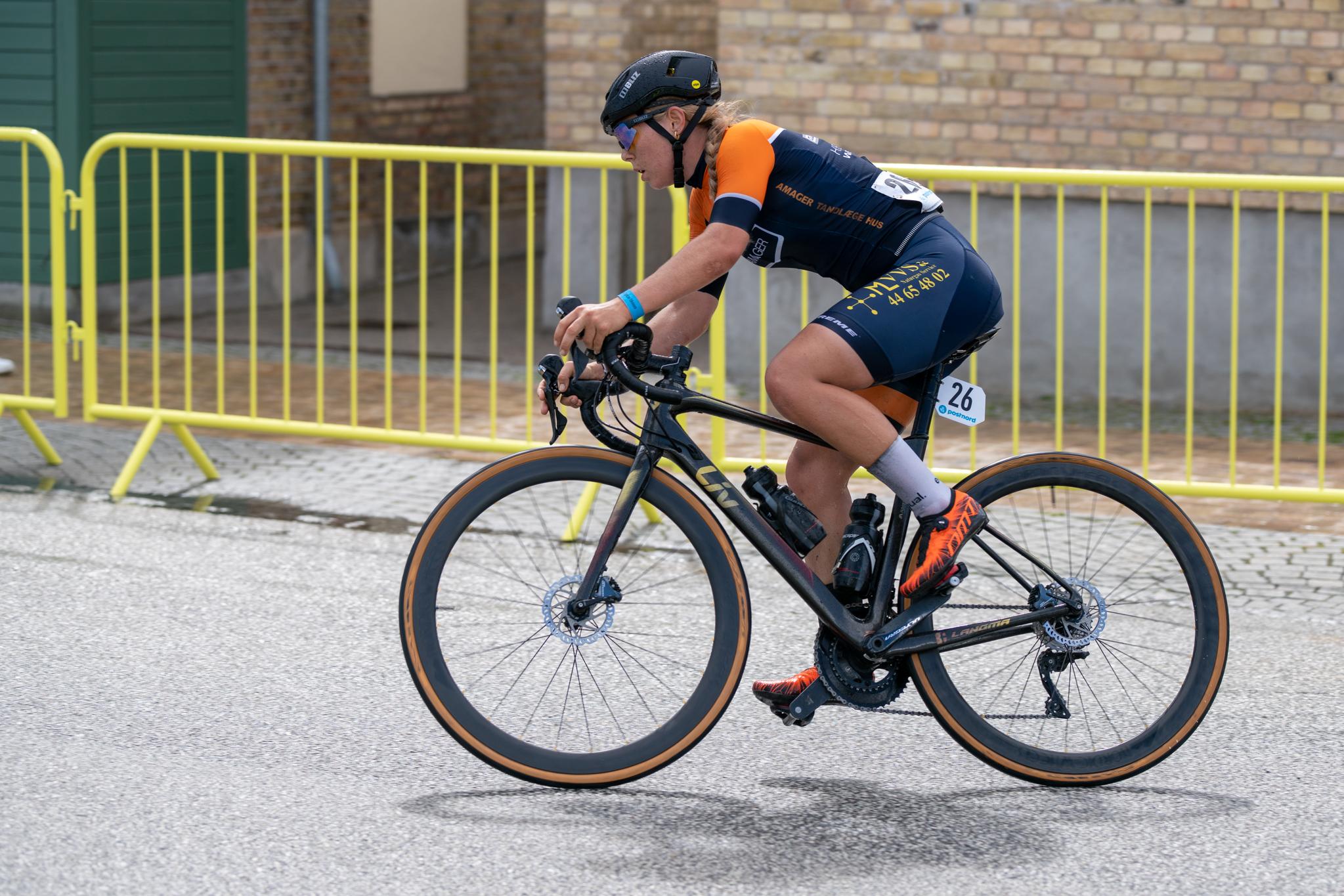 Amager Cykle Ring Viktoria Smidth Knudsen